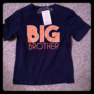 Carters big Brother Tee